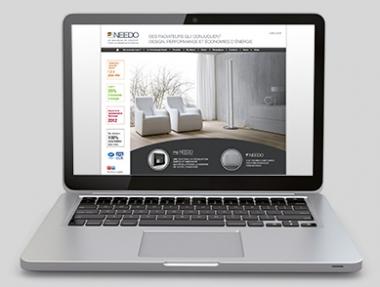 Needo – Site internet