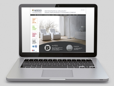 Needo – Site internet
