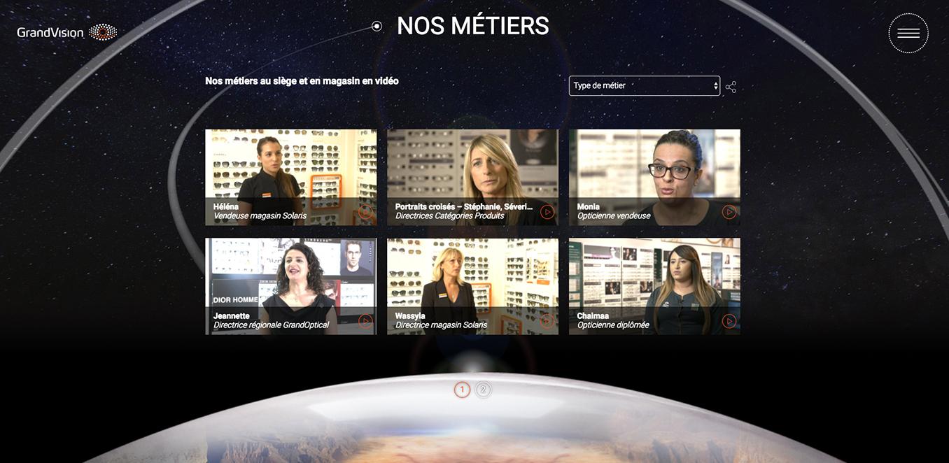 GrandVision screenshot