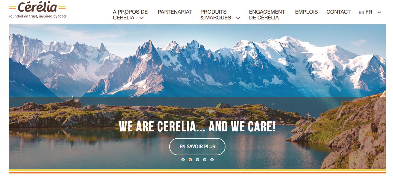 Cerelia screenshot